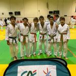 District minimes judo samedi 22 novembre 2019